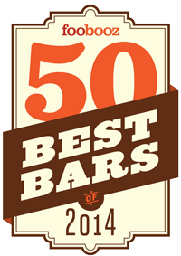 Foobooz 50 Best Bars